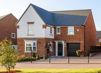 """Thumbnail 4 bedroom detached house for sale in """"Drummond"""" at Blenheim Close, Stafford"""