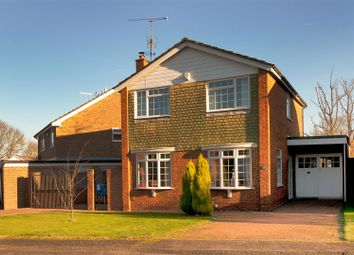 Thumbnail 4 bed detached house for sale in The Greenways, Paddock Wood, Tonbridge