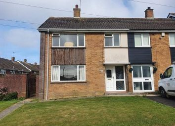 Thumbnail 3 bed end terrace house for sale in Hawthorn Road, Yeovil