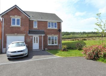 4 bed detached house for sale in Clos Pwll Clai, Tondu, Bridgend, Bridgend County. CF32