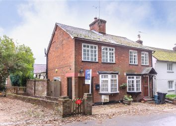 Thumbnail 2 bed semi-detached house for sale in Linden Cottages, Lower Gustard Wood, Wheathampstead, St. Albans