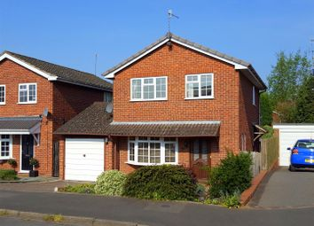 Thumbnail 3 bed detached house for sale in Woodlands Close, Hartlebury, Kidderminster