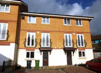 Thumbnail 4 bed town house for sale in Etchingham Drive, St. Leonards-On-Sea