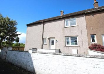 Thumbnail 3 bed end terrace house for sale in Coronation Street, Coaltown, Glenrothes, Fife