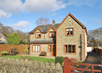 Thumbnail 4 bed detached house for sale in Woodland Place, Yorkley, Lydney