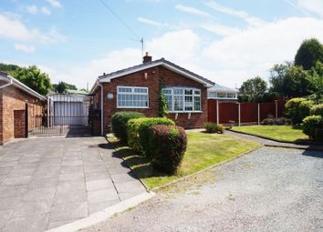 Thumbnail 3 bed detached bungalow for sale in Ramage Grove, Lightwood, Stoke On Trent, Staffordshire