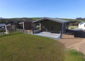 Thumbnail 4 bed detached house for sale in Warracott Farm Barns, Chillaton, Lifton, Devon