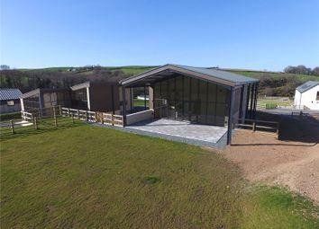 4 bed detached house for sale in Warracott Farm Barns, Chillaton, Lifton, Devon PL16