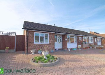 Thumbnail 3 bed semi-detached bungalow for sale in Winton Drive, Cheshunt, Waltham Cross