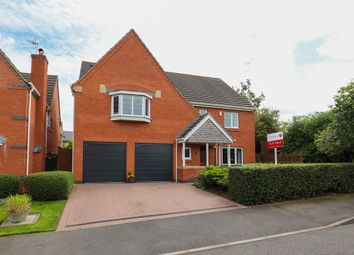 Thumbnail 5 bed detached house for sale in Seagrave Drive, Hasland, Chesterfield