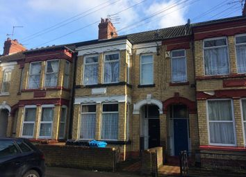 Thumbnail 4 bedroom terraced house for sale in Boulevard, Hull