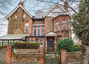 Thumbnail 4 bed flat for sale in Westcombe Park Road, London