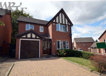 Thumbnail 4 bed detached house for sale in Sycamore Crescent, Erdington, Birmingham
