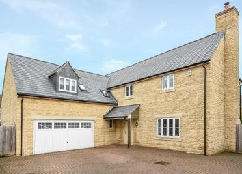 Thumbnail 5 bedroom detached house for sale in Yarnton, Oxfordshire