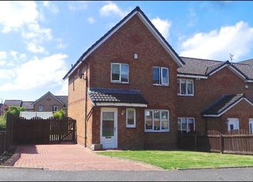 Thumbnail 3 bed end terrace house for sale in Cuparhead Avenue, Coatbridge