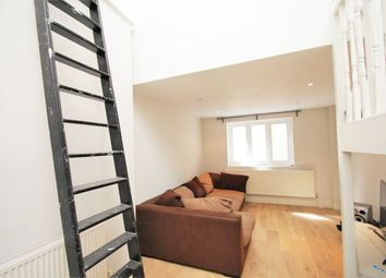 Thumbnail 3 bed duplex to rent in Clapham Road, Stockwell