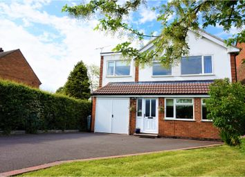 Thumbnail 5 bed detached house for sale in Main Street, Costock