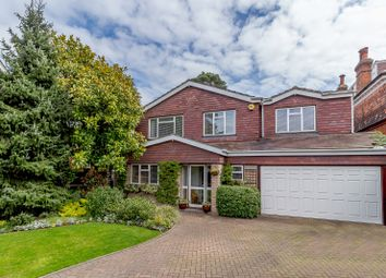 Thumbnail 6 bed detached house for sale in St. Marys, Victoria Road, Weybridge
