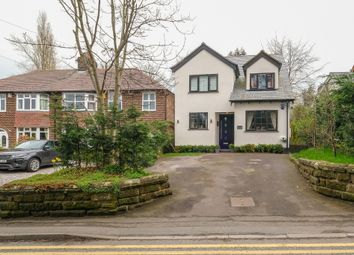 Thumbnail 4 bed detached house for sale in Rectory Lane, Lymm