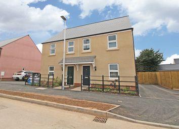 Thumbnail Semi-detached house to rent in Dutchbarn Lane, Exeter