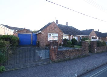 Thumbnail 2 bed bungalow for sale in Branscombe Road, Tiverton