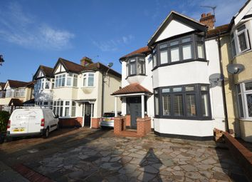 Thumbnail 4 bed semi-detached house for sale in Carlton Road, Gidea Park, Romford