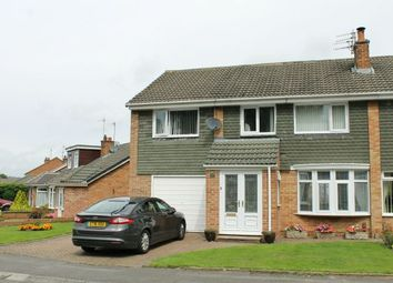 Thumbnail 4 bed semi-detached house for sale in Whitby Avenue, Guisborough