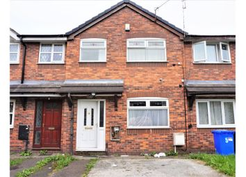 Thumbnail 3 bed terraced house for sale in Woodnewton Close, Manchester