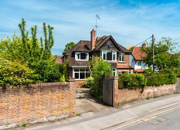 Thumbnail 5 bed detached house to rent in Mill Road, Marlow, Buckinghamshire