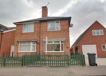 Thumbnail 3 bed semi-detached house for sale in Rosebery Road, Anstey, Leicester