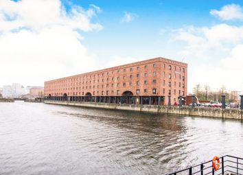 Thumbnail 3 bed flat for sale in South Quay, Wapping Quay, Liverpool, Merseyside