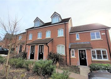 Thumbnail 3 bed terraced house for sale in Lancaster Way, Whitnash, Leamington Spa