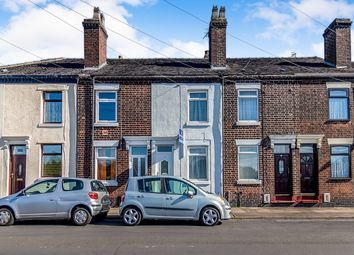 Thumbnail 2 bed terraced house for sale in Manor Street, Stoke-On-Trent