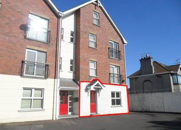 Thumbnail 2 bed flat for sale in The Courtyard, Lurgan, Craigavon