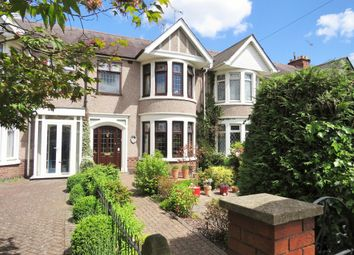 Thumbnail 3 bed terraced house for sale in Keresley Road, Coventry