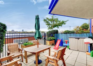 Thumbnail 2 bed flat for sale in Newton Place, London