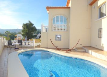Thumbnail 3 bed villa for sale in Pedreguer, Valencia, Spain
