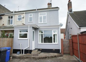 Thumbnail 3 bedroom semi-detached house to rent in Long Road, Carlton Colville, Lowestoft