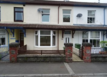 Thumbnail 3 bed terraced house to rent in The Avenue, The Common, Pontypridd