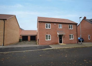 Thumbnail 4 bed detached house for sale in Lily Lane, Newark, Nottinghamshire
