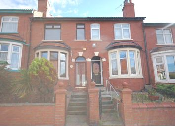 Thumbnail 2 bed terraced house for sale in Westmorland Avenue, Blackpool, Lancashire