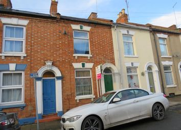 Thumbnail 2 bed terraced house for sale in Denmark Road, Abington, Northampton