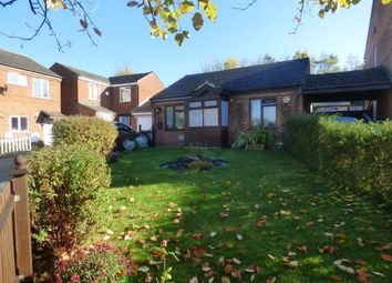 Thumbnail 2 bed bungalow for sale in Bampton Close, Furzton, Milton Keynes, Buckinghamshire