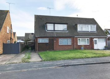 Thumbnail 3 bed semi-detached house for sale in 6 Newton Hall Gardens, Ashingdon, Rochford, Essex