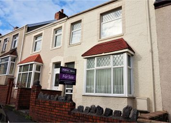 Thumbnail 2 bedroom terraced house for sale in Clare Street, Manselton