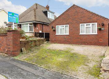 Thumbnail 3 bed bungalow for sale in Platt Street, Nottingham