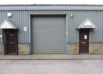 Thumbnail Light industrial to let in Holgate Street, Burnley
