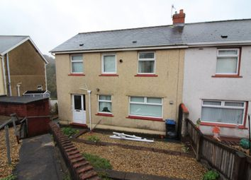 Thumbnail 3 bed semi-detached house for sale in Bronawelon Terrace, Swffryd, Crumlin