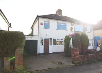 Thumbnail 3 bed semi-detached house for sale in The Fairway, London