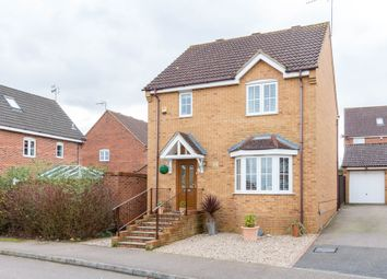 Thumbnail 3 bed detached house for sale in Landseer Close, Wellingborough